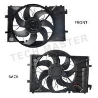Quality Mercedes Benz W203 600W Electric Car Cooling Fan Assembly OEM 2035001693 for sale