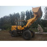 Buy Front Loader Articulated Wheel Loader 4000 kg Rated Load Color Customized For at wholesale prices