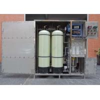 Quality Fully enclosed 500LPH RO Water Treatment System Water Purifier Filter for sale