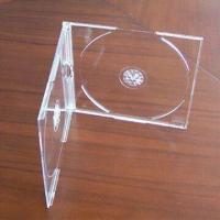 Quality CD/DVD Case, Customized Logos Available for sale