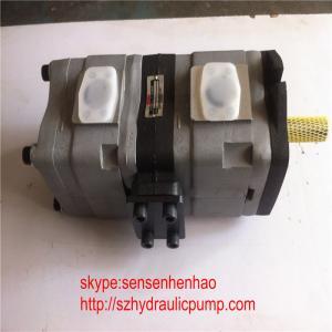 Quality China supplier excavator machine hydraulic oil pump high quality gear pump Nachi for sale
