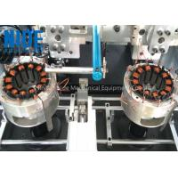 Buy Automatic BLDC double working stations Burshless motor stator needle winding at wholesale prices