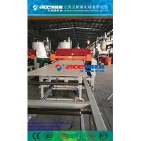 Buy plastic ceiling panel production line/ pvc ceiling panel extrusion line/plastic ceiling tiles making machine at wholesale prices