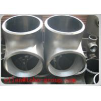 Quality TOBO STEEL Group  ASTM A403 WP316Ti lateral tee for sale