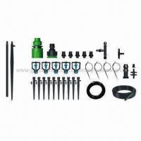 Buy cheap Sprayer/dripper mixed irrigation system for 100m from wholesalers