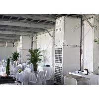 China 30HP Vertical Industrial Tent Air Conditioner 28 Ton For Outdoor Event for sale