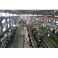 Quality Hydraulic upset production line for oil drill pipe making machine in china for sale