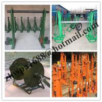 Quality factory Hydraulic Cable Jack Set,Cable Drum Jacks,Use Mechanical Drum Jacks for sale