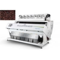 Quality ARM FPGA 2 Core Processor 20TPH Seed Bean Color Sorter for sale
