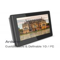 Quality Capacitive 7 Touchscreen Display , Touch Screen Home Automation System  With NFC Reader for sale