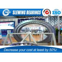 China High Precision Heavy Duty Turntable Bearings For Excavator Spare Parts on sale