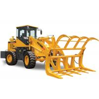 Quality 2400 kg Rated Load Garden Tractor Loader , 936B Small Articulated Loaders for sale
