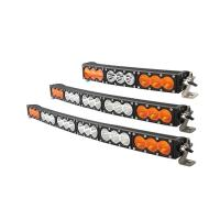 Quality Hanka Superior Quality Single Row 10W CREE Curved Version IP67 Off Road Led Light Bar For Car for sale