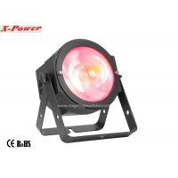 Quality 30 W COB Led Stage Lighting / 3 In 1 Auto Sound Activated Disco Lights for sale