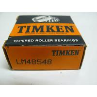 Quality NEW TIMKEN LM48548 TAPERED ROLLER BEARING     tapered roller bearing      all bearing types for sale