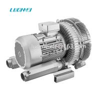 Quality high pressure side channel blower for vacuum conveying system for sale