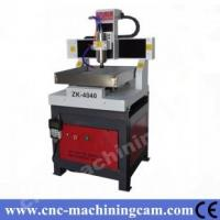 Buy cheap mini cnc metal machine ZK-4040(400*400*120mm) from wholesalers