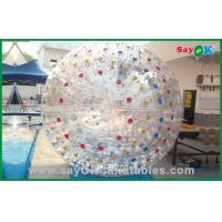 Quality Inflatable Sports Games Human Hamster Ball For Amusement Park Game for sale