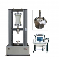 China Computer Control Geotextile UTM Universal Testing Machine on sale