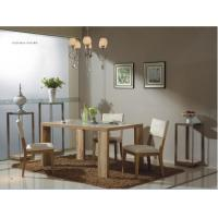 China Home Civilian European Contemporary Furniture Modern Dining Room Sets on sale