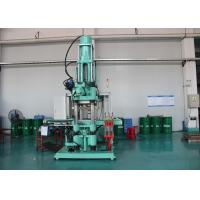 Quality High Efficiency Silicone Rubber Injection Molding Machine / Vertical Hydraulic Oil Press Equipment for sale