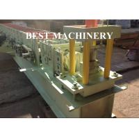 Buy PPGI Steel Shutter Rolling Door Roll Forming Machine PLC Control System at wholesale prices