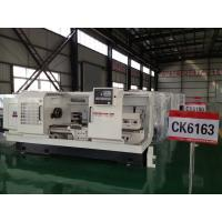 Quality High Precision CNC Turning Lathe Machine With Siemens Control System for sale