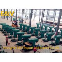 Quality Upward Continuous Casting Machine AC Three Phase 380V for 20mm Brass Rod for sale