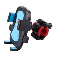 China Silicone Material 360 Rotaion Bicycle Cell Phone Holder , Phone Carrier For Bike on sale