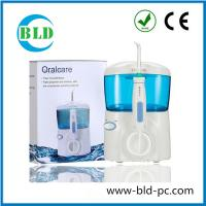 China 600ML water tank oral irrigator interdental brush water flosser dental floss pik on sale