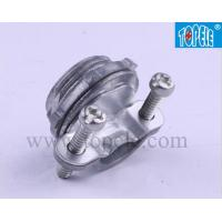 Quality UL Listed ZINC Romex Cable Clamp Connector For EMT Conduit for sale