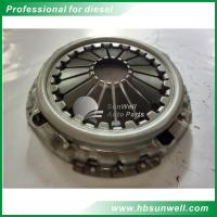 Heavy Foton Truck Twin Clutch Disc And Pressure Plate Replacement 1108916100005 for sale