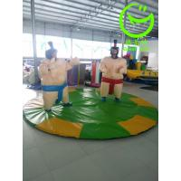 Quality Hot selling kids and adults  inflatable sumo wrestling suits  with 24months warranty for sale