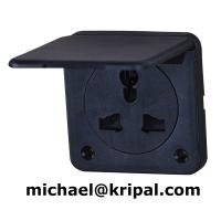 Quality Electrical power socket outlet adapter for sale