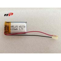 China 3.7V Lithium Motorcycle Battery , Lithium Car Battery Rechargeable on sale