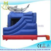 Quality Hansel Sea World Theme Inflatable Bouncer and Trampoline for Sale for sale