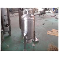 Quality 304 Stainless Steel Air Compressor Receiver Tank , Pneumatic Accumulator Tank for sale