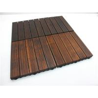 Quality Home Decorators Bamboo Wood Panels Water Resistant For Bathroom Floor for sale