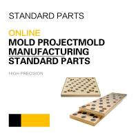 Quality High Precision Die & Mould Cam Slide Program Die Mounted Cam Unit Standard Metal Stamping Parts for sale
