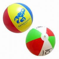 Quality 18-inch Inflatable Beach Balls for sale