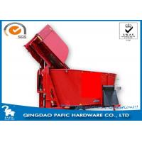 Quality Tulip Vertical Fodder Cutted and Mixed Machine as  Multilift System Raising Shovel Device for sale