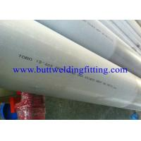 Quality F53 Thin Wall Stainless Steel Tube Hot Rolled Or Cold Rolled Round Steel Pipe for sale