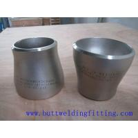 China ASTM A234 Stainless Steel Reducer ASTM A105 Pipe Reducer Fitting Size 1-96 inch on sale