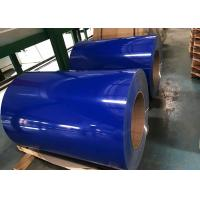 China Pre Finished Color Coated Aluminium Coil For Roofing / Cladding Systems on sale