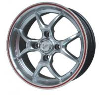 Buy cheap 16 inch black chrome alloy wheels from wholesalers