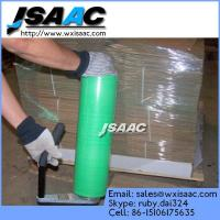 Quality Extended Core Tint Green Pallet Stretch Shrink Wrap Film for sale