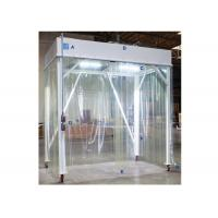 Quality CE Raw Material Sampling Booth / Laminar Flow Booth Singly Or Combined for sale