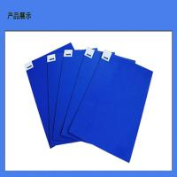 China 4.0C660*1100 mm Industry PE Sticky Mat / Disposable Tacky Mats used in the Clean Room on sale