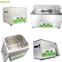 Quality Stainless Steel Tray And Cover Heater And Timer Digital Ultrasonic Cleaner for sale