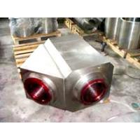 Buy Chemical Industry Alloy Structural Special Steel Forgings 150 Ton EN ASTM DIN at wholesale prices